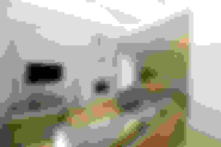 غرفة المعيشة تنفيذ yesHome