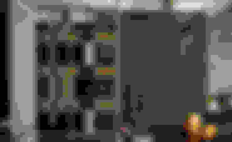The Metaphor of Residence─冠德鼎極.居所的隱喻:  走廊 & 玄關 by DYD INTERIOR大漾帝國際室內裝修有限公司