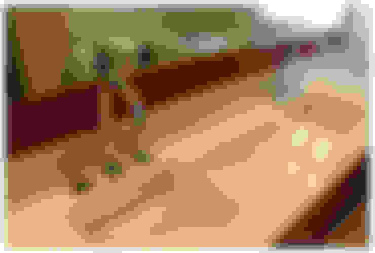 Reforma integral de piso sobre Av. Libertador: Baños de estilo  por KorteSa arquitectura