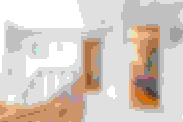 غرفة نوم تنفيذ Pedro Brás - Fotógrafo de Interiores e Arquitectura | Hotelaria | Alojamento Local | Imobiliárias