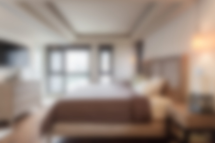 Bedroom by 大晴設計有限公司