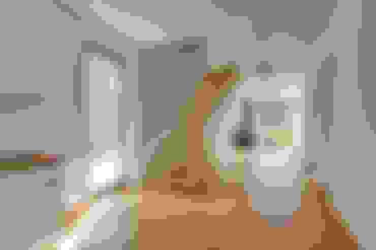 Koridor dan lorong by Architekturbüro Prell und Partner mbB Architekten und Stadtplaner