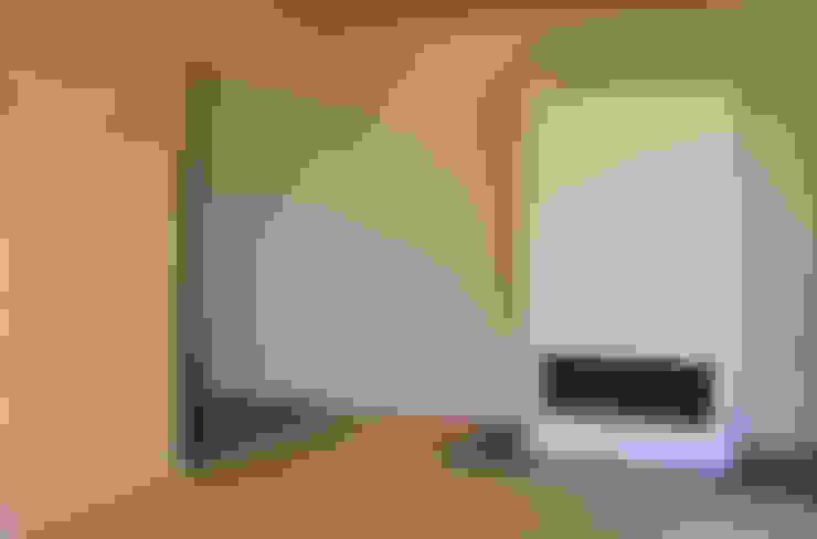 Living room by Taller de Ensamble SAS