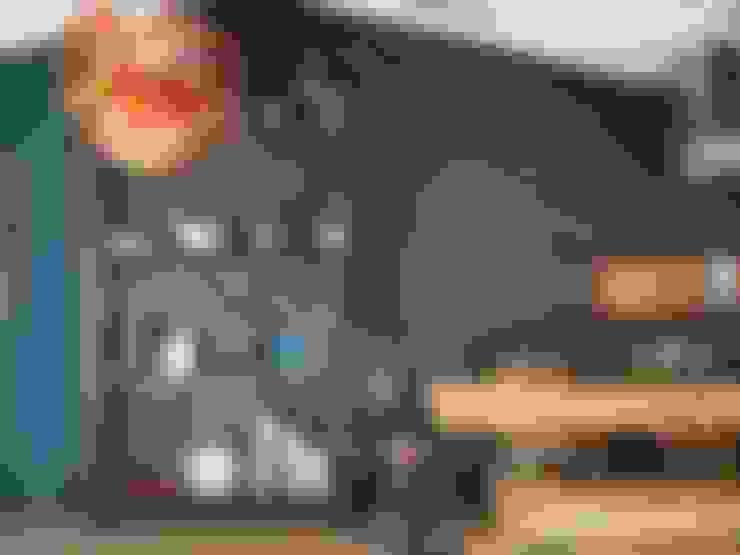 Cocinas de estilo  por Avilcasa materiales de construcción,s.l.