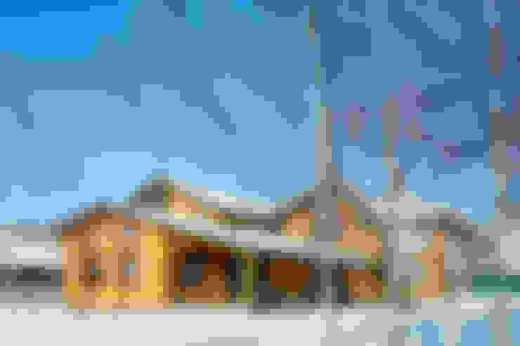 Деревянный дом  650 м2 /Wooden house:  в . Автор – p