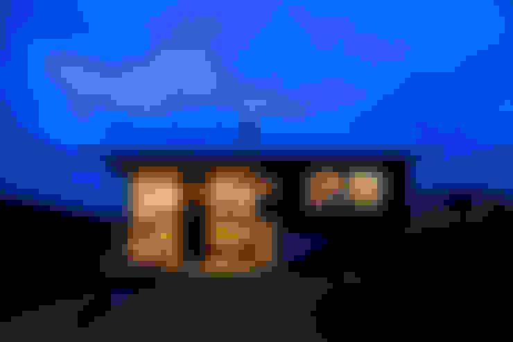 Windows by 中山大輔建築設計事務所/Nakayama Architects