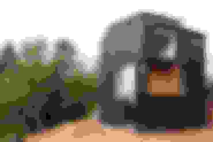 Casas de estilo  por Casa Container Brasil