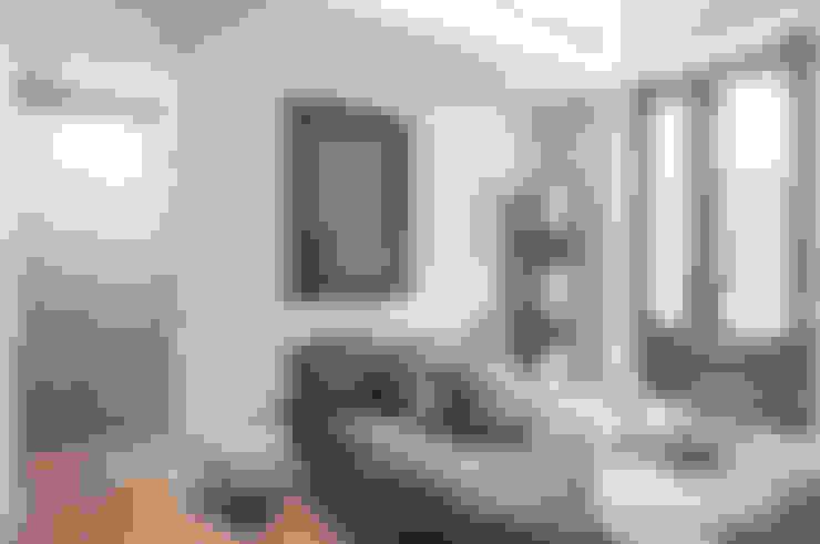 Dormitorios de estilo  por BRANDO concept