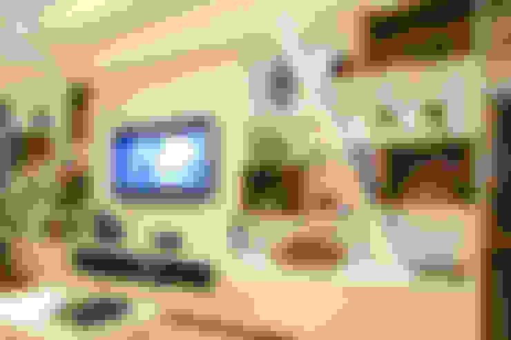 Cris Nunes Arquiteta:  tarz Oturma Odası