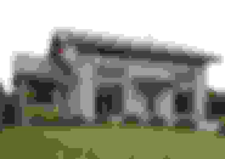Casas de estilo  por hq-design