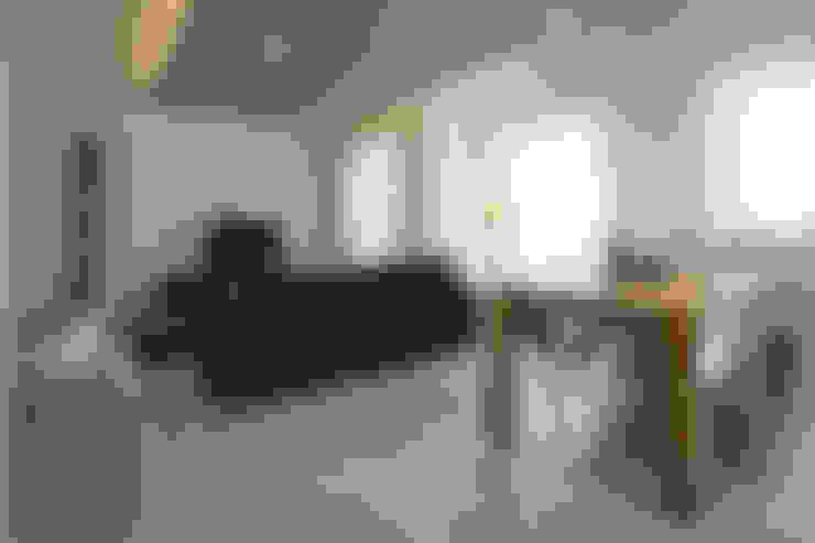 غرفة المعيشة تنفيذ MAMESTUDIO