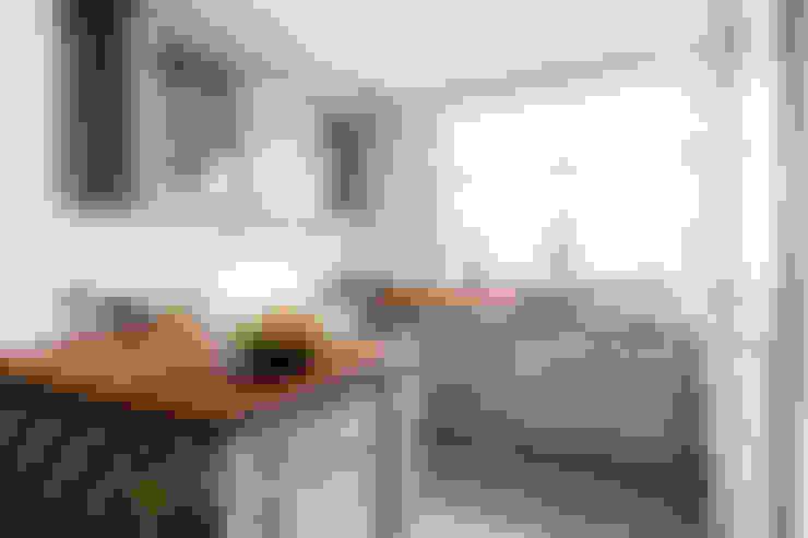 مطبخ تنفيذ Anna Serafin Architektura Wnętrz