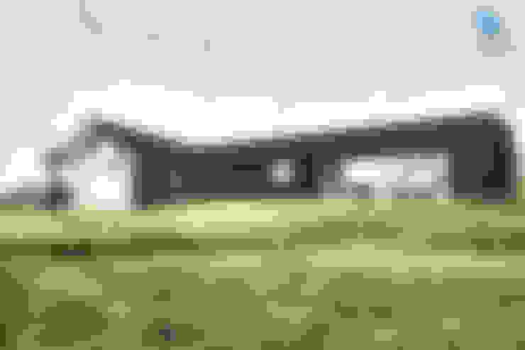 บ้านเดี่ยว by NidoSur Arquitectos - Valdivia