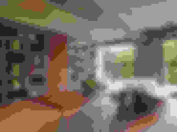 Dining room by 形構設計 Morpho-Design