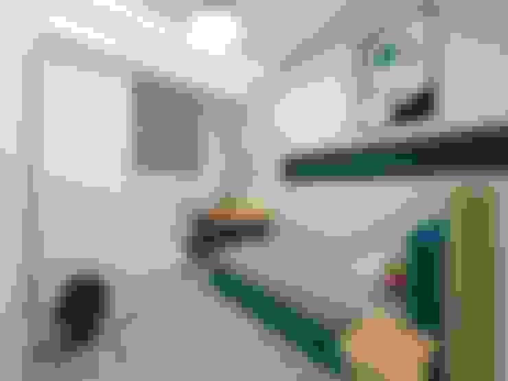 غرفة الاطفال تنفيذ nihle iç mimarlık