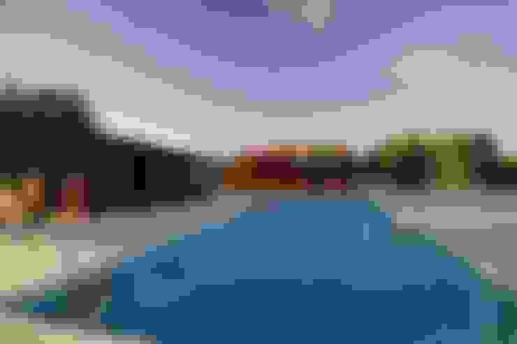Pool by ECOSITANA - Casas de Madeira Portugal