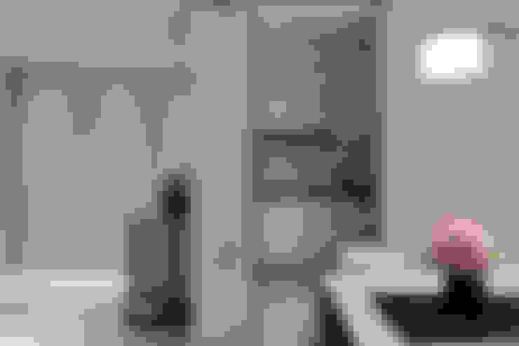 清白:  廚房 by 大晴設計有限公司