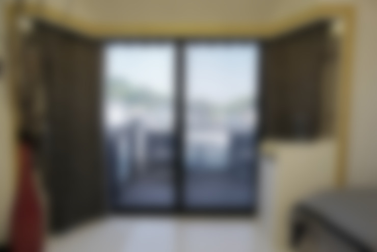 Salas de estilo  por 築地岩移動宅