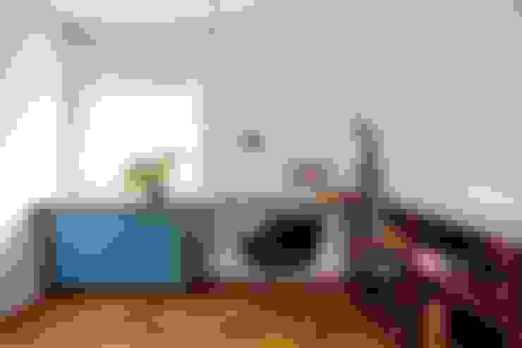 Phòng học/Văn phòng by INÁ Arquitetura