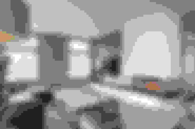 Living room by Bob Romijnders Architectuur & Interieur