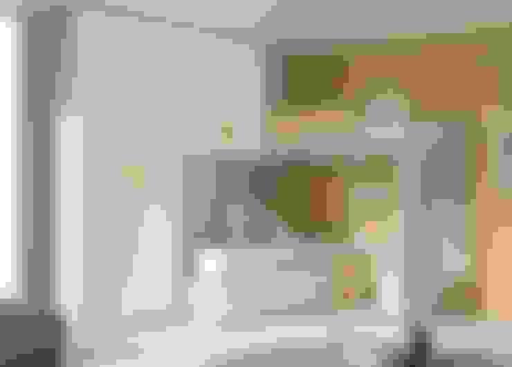Une Chambre Jaune Pastel. Chambre Du0027enfants De Style Par Muebles Soliño