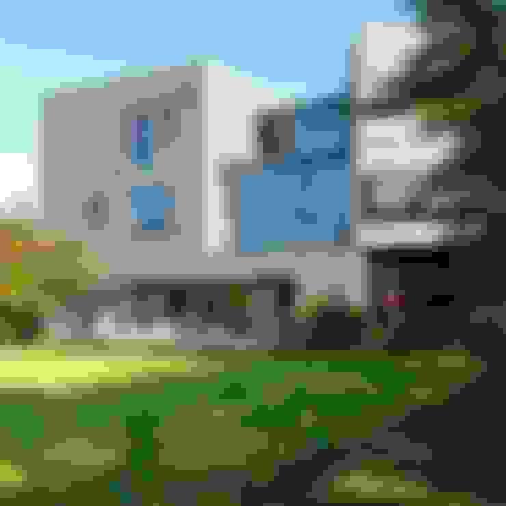 منازل تنفيذ HJL STUDIO