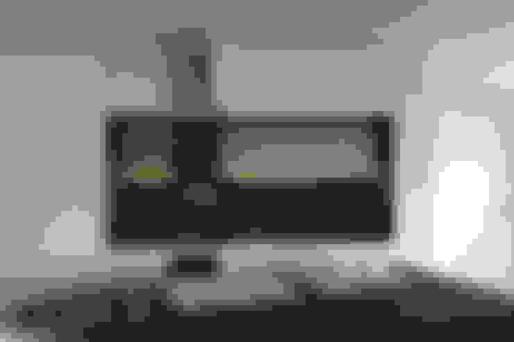 مطبخ تنفيذ Studio DiDeA architetti associati