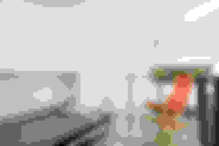 Bedroom by Linebox Studio