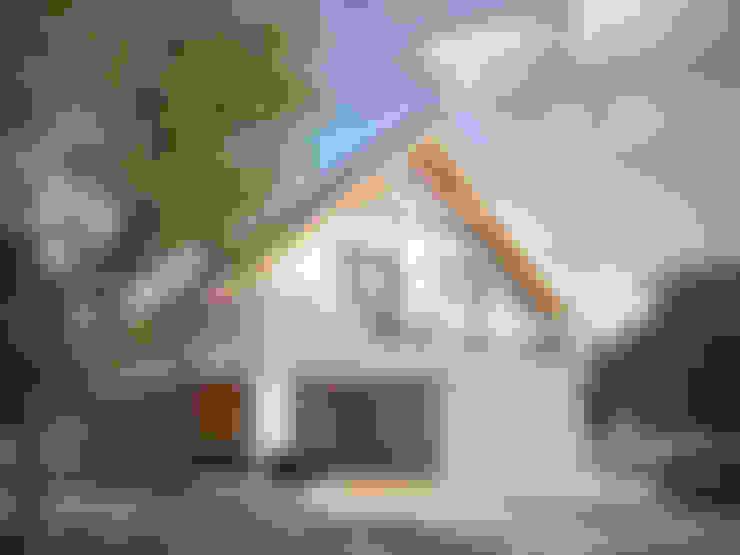 منازل تنفيذ Biuro Projektów MTM Styl - domywstylu.pl