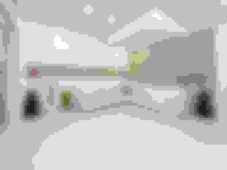 Salas de estilo  por SANSON ARCHITETTI