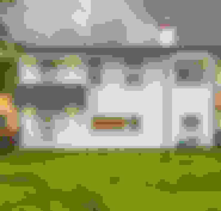 Casas de estilo  por SANSON ARCHITETTI