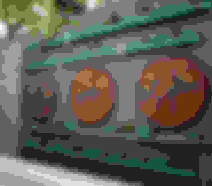 Jardines de estilo  por abelia peyzaj