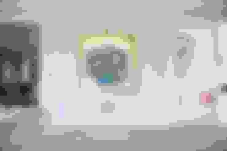 Aykuthall Architectural Interiors – OHY Evi Sunflower Sitesi:  tarz İç Dekorasyon
