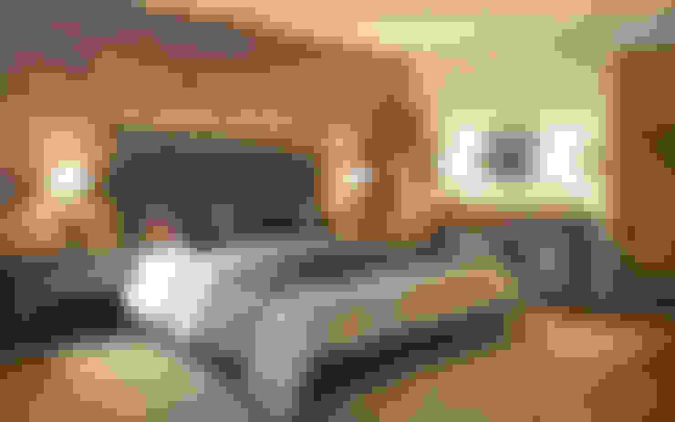 Dormitorios de estilo  por Go Interiors GmbH