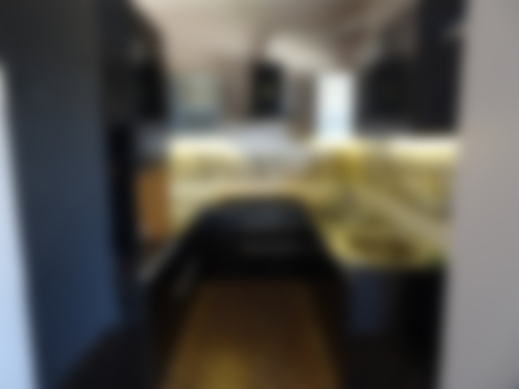 Kitchen by Blue Interiors
