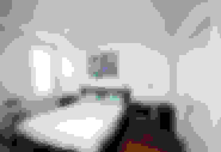 غرفة نوم تنفيذ SA-DA Architecture