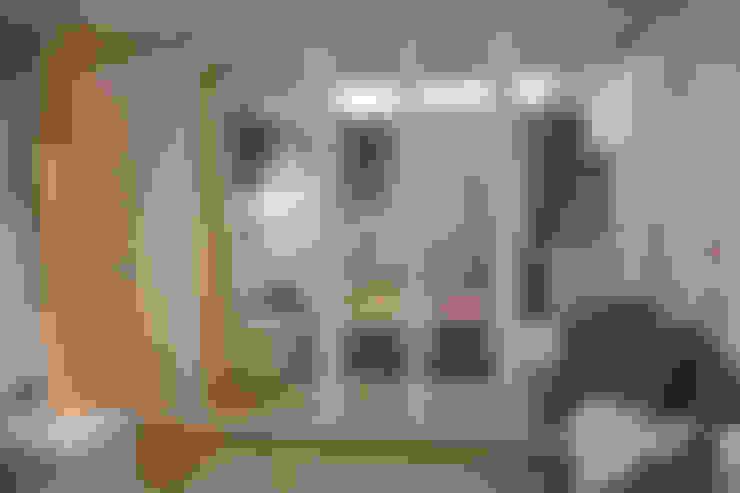 Bedroom by 50GR Mimarlık