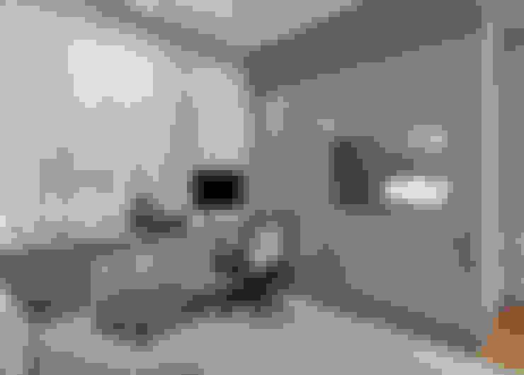 Oficinas de estilo  por Alessandra Contigli Arquitetura e Interiores