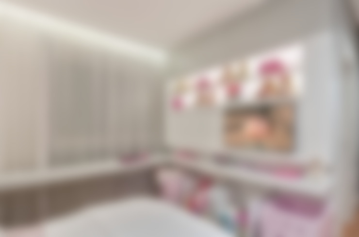 غرفة الاطفال تنفيذ Alessandra Contigli Arquitetura e Interiores