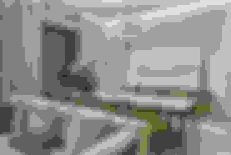 Comedores de estilo  por Alessandra Contigli Arquitetura e Interiores