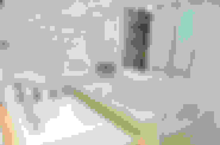 Baños de estilo  por Paula Ferro Arquitetura