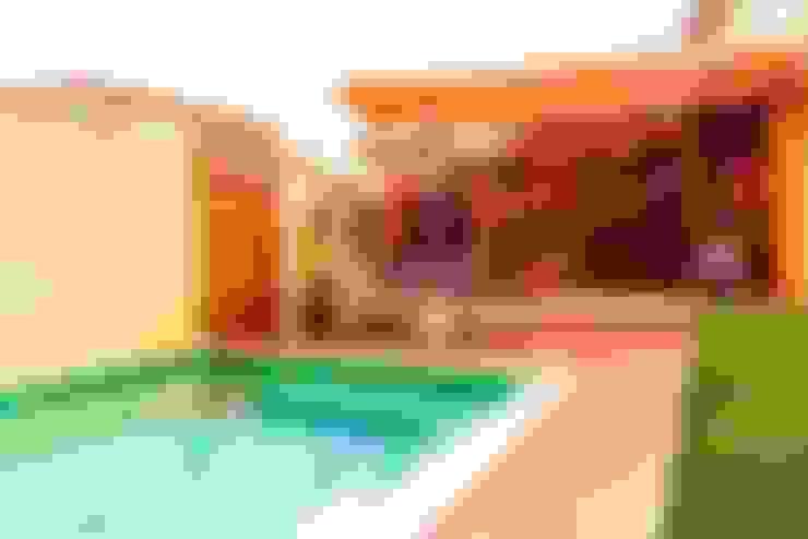Casas de estilo  por Bianca Ferreira Arquitetura e Interiores