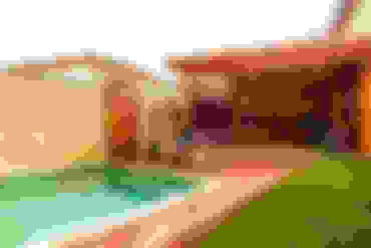 Spa de estilo  de Bianca Ferreira Arquitetura e Interiores