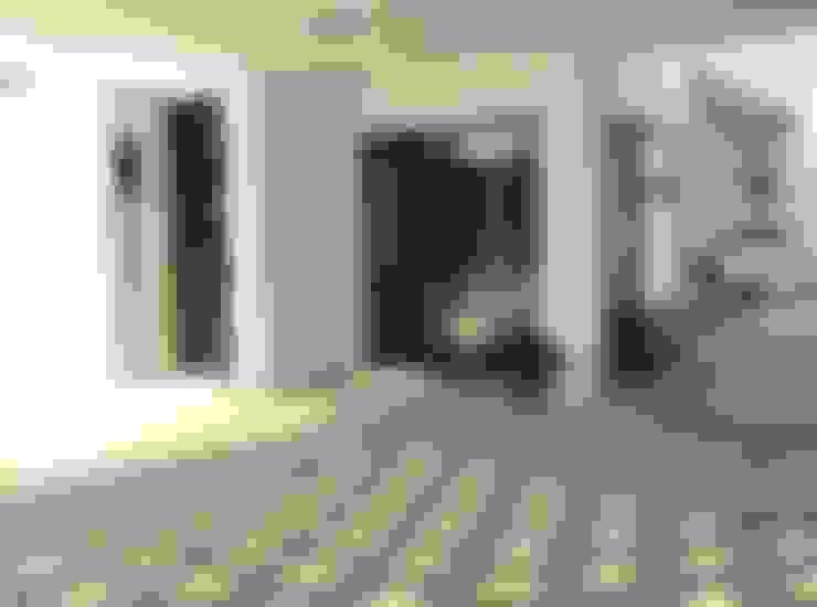 Garages de estilo  por Cia de Arquitetura