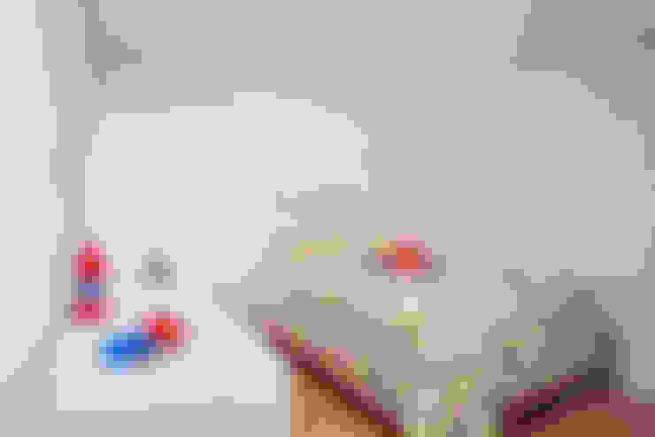 Dormitorios infantiles de estilo  por Bloque B Arquitectos