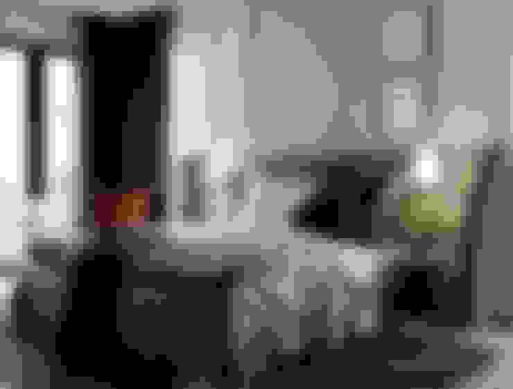 غرفة نوم تنفيذ ATO Studio
