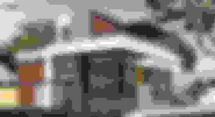 CASA IROTAMA: Casas de estilo  por Cabas/Garzon Arquitectos