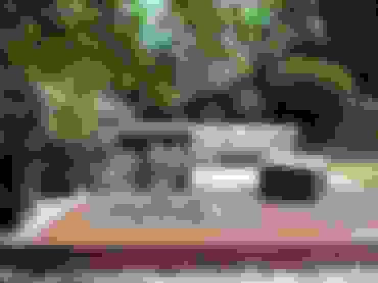 庭院 by Christine Wilkie Garden Design