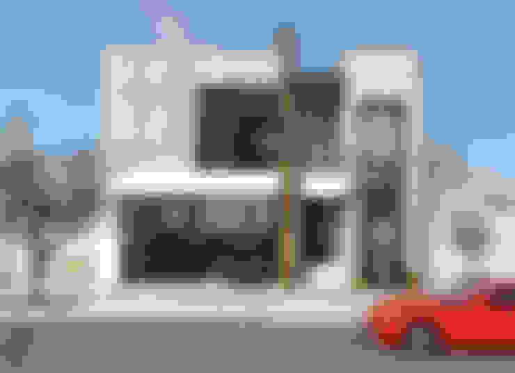 Casas de estilo  por RJ Arquitectos