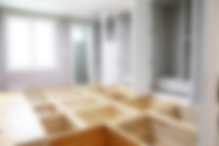 Dressing room by 디자인팩토리9MM